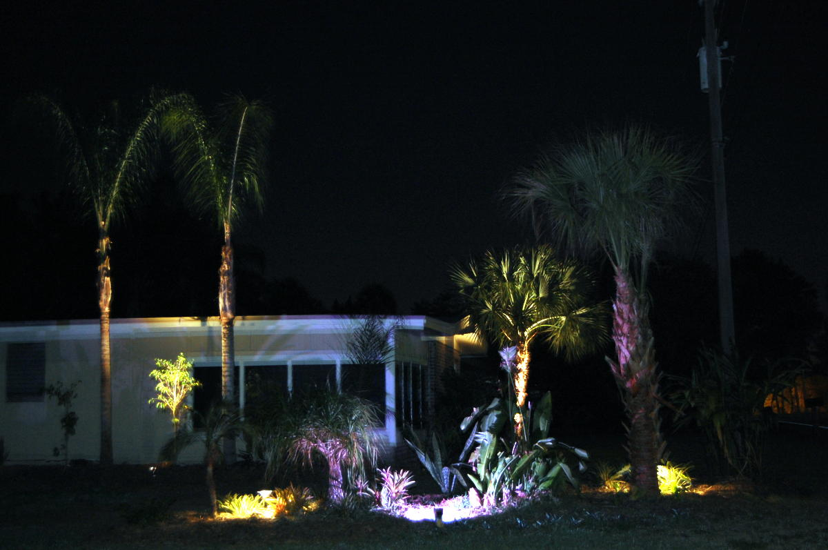 Low Voltage Landscape Lighting Images : How to install troubleshoot and repair low voltage